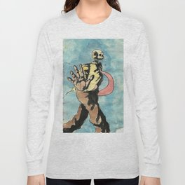 No pictures, please. Long Sleeve T-shirt