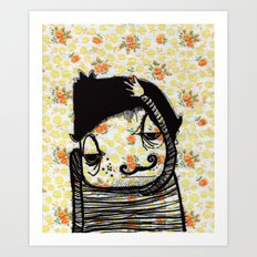 Every Boy Always, Always Art Print