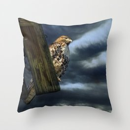 Defiance Throw Pillow