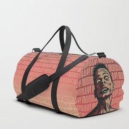 Too Many Mondays Duffle Bag