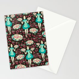 a very cherry pie Stationery Cards