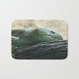 Prehensil Tailed Skink Bath Mat
