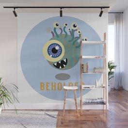 Beholder Wall Mural