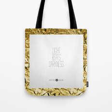Golden Rules #3 Tote Bag
