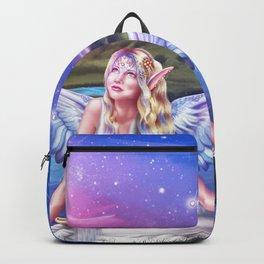 Aquarius OC - 12 Zodiac Ladies Backpack