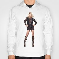 britney Hoodies featuring Britney by eriicms
