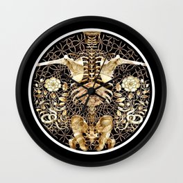 The Garden of Good and Evil (Untitled Version) Wall Clock
