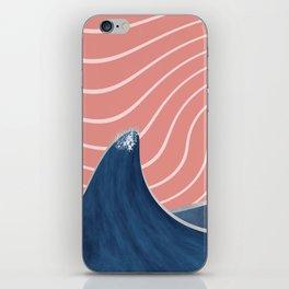 Sun, beach and sea iPhone Skin