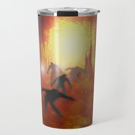 March of the Zombies Travel Mug