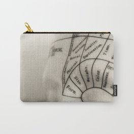 Reasoning Carry-All Pouch