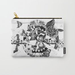 Pothos' Cipher Carry-All Pouch