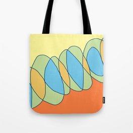 Interlace Tote Bag