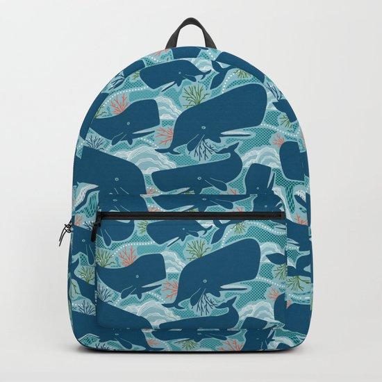 Aquatic Life Backpack