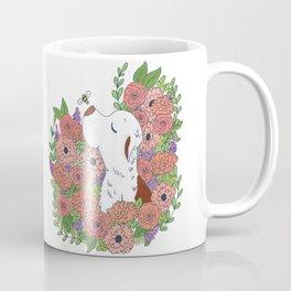 Marti Flower Coffee Mug