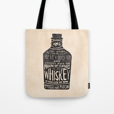 Whiskey Tote Bag