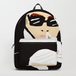 KARL & CHOUPETTE Backpack