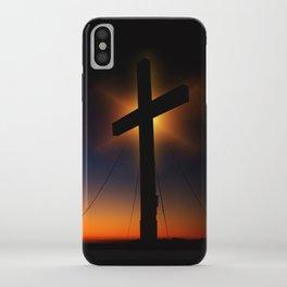 Christian Faith iPhone Case
