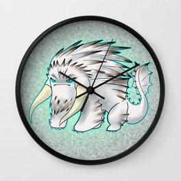 How To Train You Dragon 2- Valka's Bewilderbeast Wall Clock