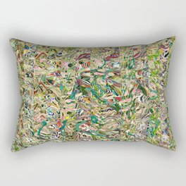 Dream Jungle (Colombia) Rectangular Pillow