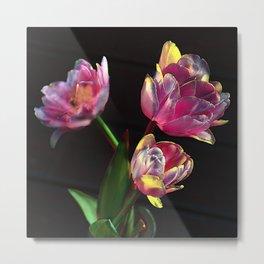 Vintage Bouquet 1 Metal Print