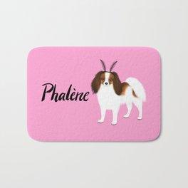 Phalène (Pink) Bath Mat