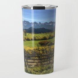 Mt. Sneffels Vista Travel Mug