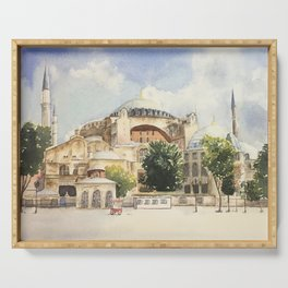 Hagia Sofia Serving Tray