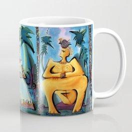 Bird Goddess #3/3 Coffee Mug