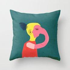 karma Throw Pillow