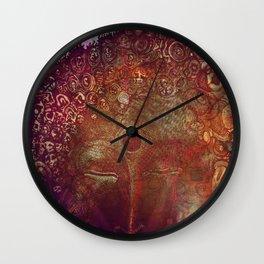 Blasphemous Buddha Wall Clock