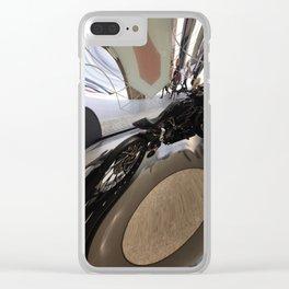 Turnaround Clear iPhone Case