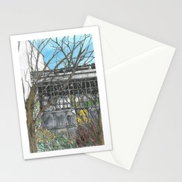Nature will conquer I Stationery Cards