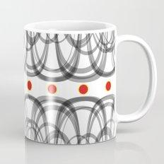 Red dots Mug