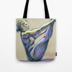 Uplifted Yogi Tote Bag