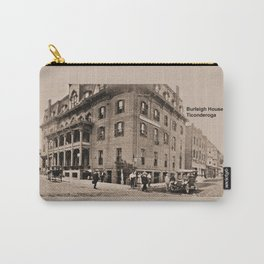 Burleigh House 1913 (sepia) Carry-All Pouch