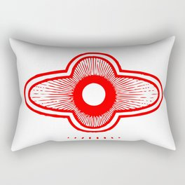 Healing Symbol Rectangular Pillow
