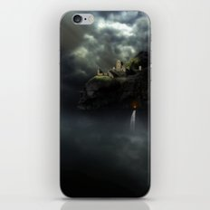Castle in the Clouds iPhone & iPod Skin