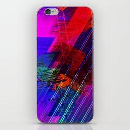 Neon iPhone Skin