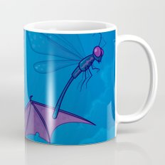 Damselfly In Distress Mug