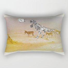 40 Years Rectangular Pillow