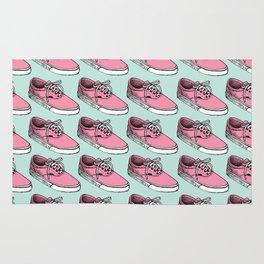 Sneakers Rug