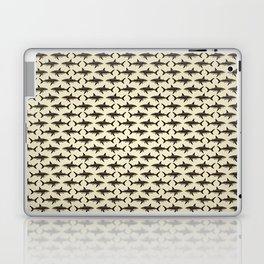 Pattern: Great White Shark ~ Vintage ~ (Copyright 2015) Laptop & iPad Skin