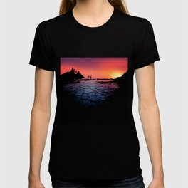 Silhouettes in the Desert T-shirt