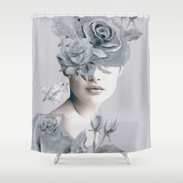 Spring (portrait) Shower Curtain