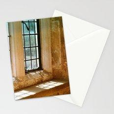 Patterns of light Stationery Cards
