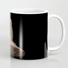 Two meerkats, africa Coffee Mug