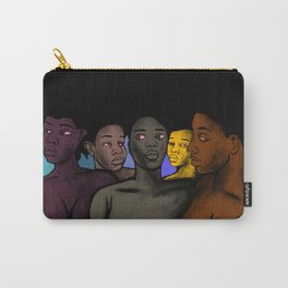 2020 Our Beautiful Color Minus Outsiders by Marcellous Lovelace Carry-All Pouch