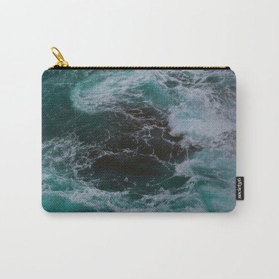 Big Sur Waves Carry-All Pouch