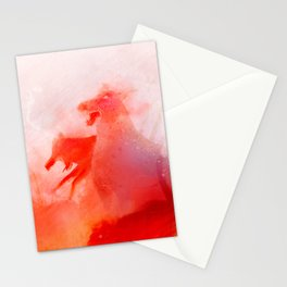DOGS - Heavy Metal Thunder Artwork Stationery Cards