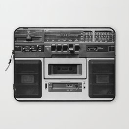 cassette recorder / audio player - 80s radio Laptop Sleeve